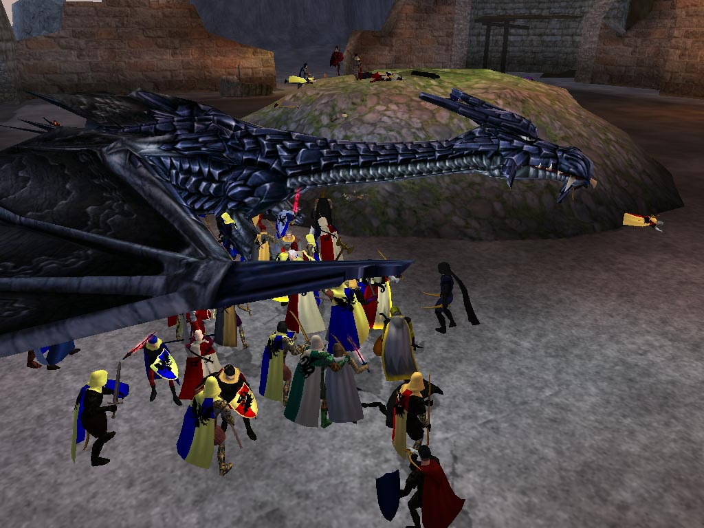 Raid Golestandt (3) - 1024 x 768 - Raid Dragon en alliance / Guilde Amicale