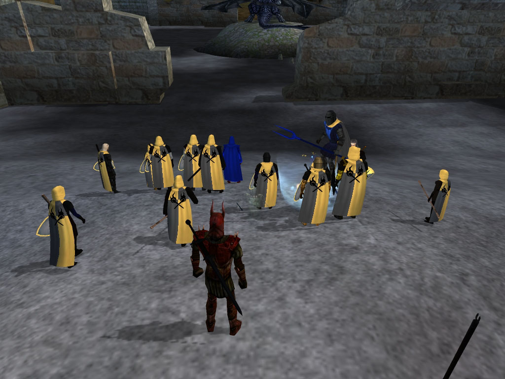 Raid Guilde Dragon (13) - 1024 x 768 - Raid Guilde Dragon le 24/01/2004