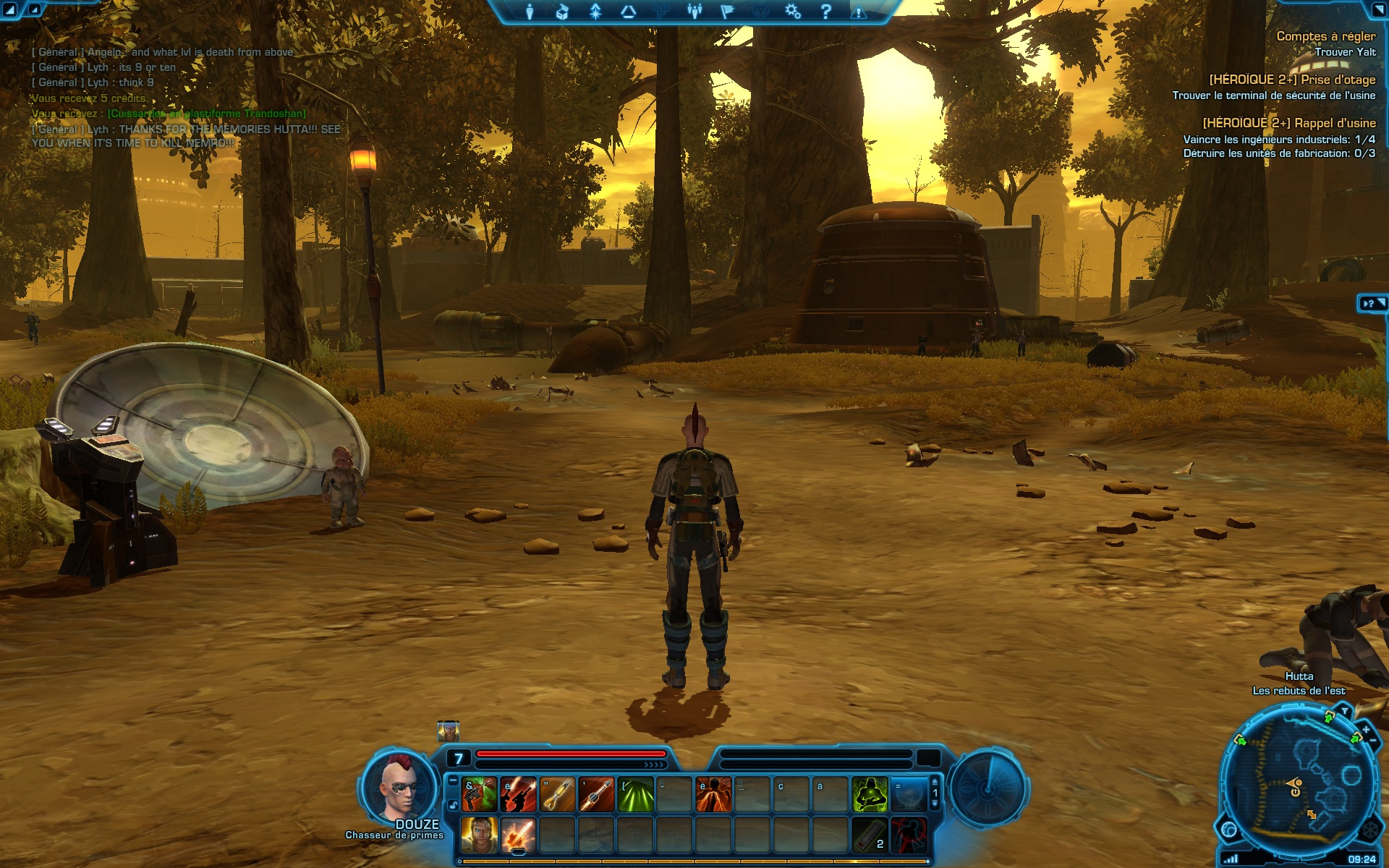 swtor beta - exterieur planete hutta - 1920 x 1200 - swtor beta - exterieur planete hutta