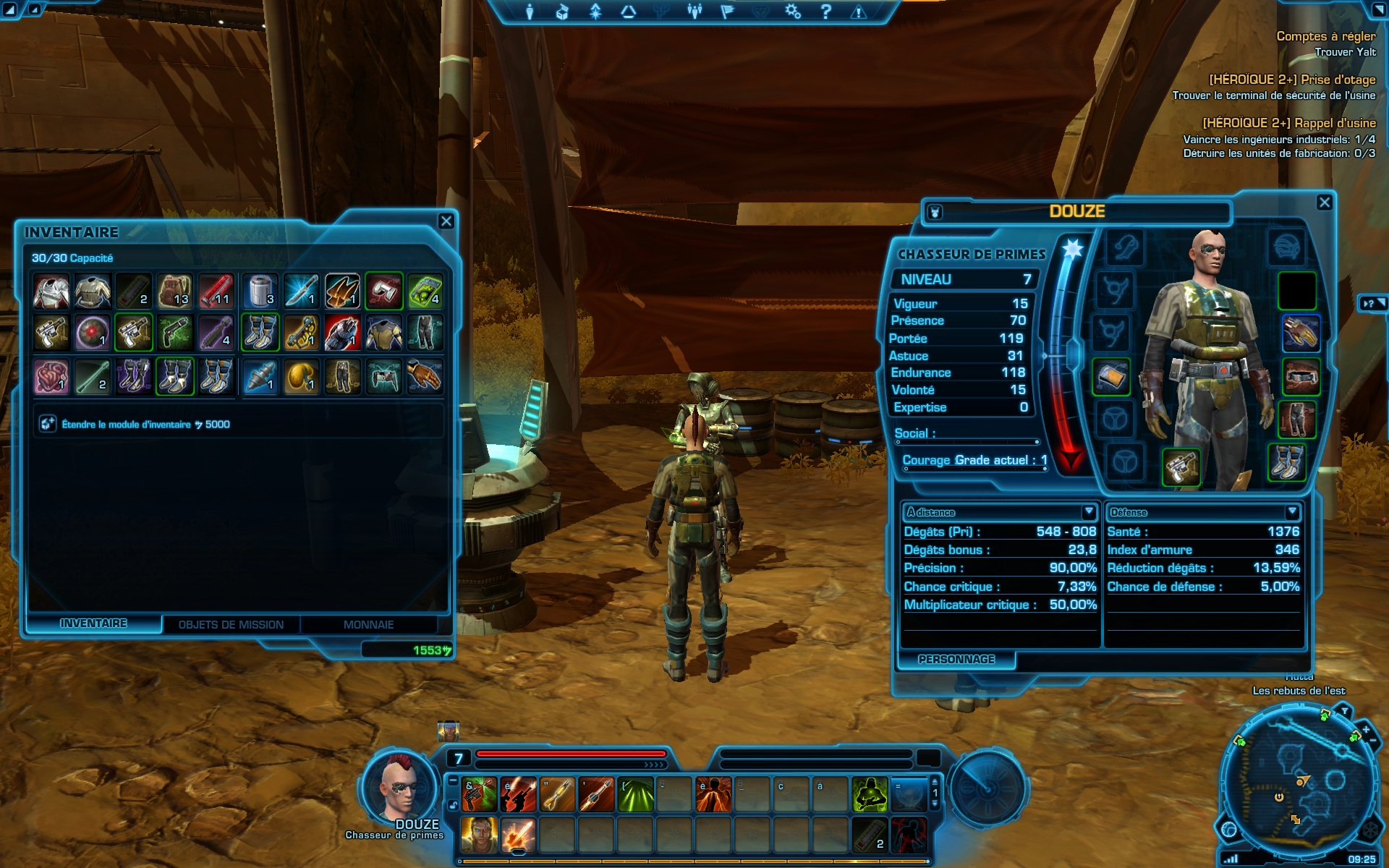 swtor beta - interface - 1920 x 1200 - swtor beta - interface